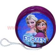 Йо-Йо «Холодное Сердце» 53х30 мм цена за 24 шт (Frozen)