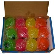 Игрушка с водой «Фрукты, ягоды» в ассортименте 12 шт/уп