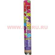Хлопушка новогодняя с конфетти 38 см, 100 шт/кор