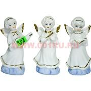 Ангелочки из фарфора 6 шт/набор цена за 1 шт (KL-258) в кор. 72 шт