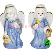 Ангелочки из фарфора (KL-1238) цена за пару 96 шт/кор