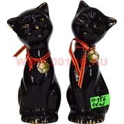Котики парочка (KL-556) из фарфора 12 см высота 96 шт\кор цена за пару