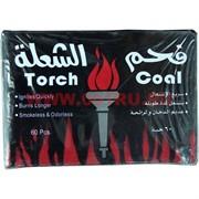 Уголь для кальянов «Torch» 60 шт\уп