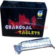 Уголь для кальянов Charcoal Tablets 100 таблеток 10 упаковок