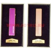 Зажигалка USB спиральная Xin Tai цвета микс