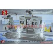 """Конструктор """"Военно-морская серия"""" Подводная лодка арт.М38ВО123"""