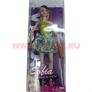 "Барби ""Safia"" показ мод"