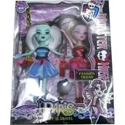Куклы Монстер Хай Фрэнки Штейн Дракулаура Fasion Trend