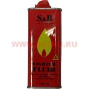 Бензин для зажигалок оптом S&B 133 мл (24 шт/уп)