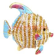 """Шкатулка """"Рыба"""""""