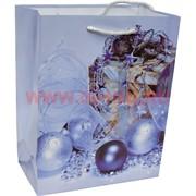 Пакет подарочный «Новый Год» 23х18 см (20 шт/уп)