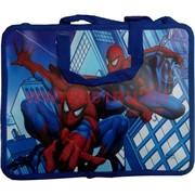 Папка детская школьная «Человек-паук»