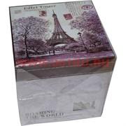 Коробка для подарков 3 шт «Париж» цена за набор