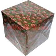 Коробка для подарков 5 шт «цветы» цена за набор
