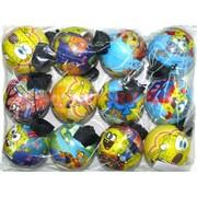 Мячики прыгающие 60 мм в ассортименте, цена за 12 штук