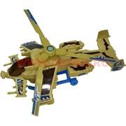 Вертолет Super Fighter (музыкальная игрушка, ездит)