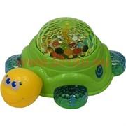 Игрушка музыкальная черепаха (ездит)