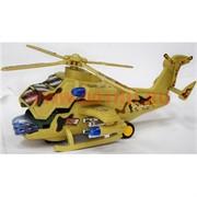 Вертолет-трансформер (ездит, открывается, со звуком)