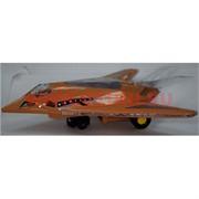 Самолет Stealth игрушка музыкальная