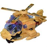Вертолет Sky Warrior со звуком и подсветкой