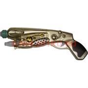 Пистолет с футуристическим дизайном (свет, звук)