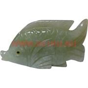 Рыбка из нефрита 11 см