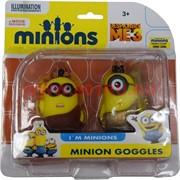 Миньоны в очках 2 штуки