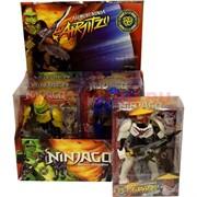 Игрушка Ниндзяга (Ninjago) 6 моделей 6 шт/уп