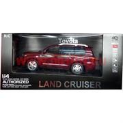 Модель Toyota Landcruiser на радиоуправлении