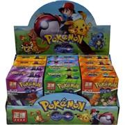 Конструктор Покемон Pokemon 6 моделей 12 шт/уп
