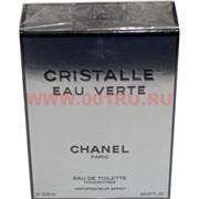 """Туалетная вода Chanel """"Cristalle Eau Verte"""" 100 мл мужская"""