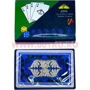 Карты игральные 54 карты Corona 12 шт/уп 144 шт/кор (100% пластик)
