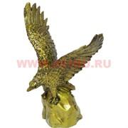 Нецке Орел на камне 10см, иммитация бронзы (NS-19)