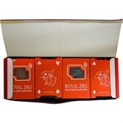Карты игральные 54 карты Royal ZRG 12 шт/уп 144 шт/кор (100% пластик)