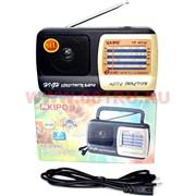 Радио FM/AM Kipo KB-408AC от сети или батареек