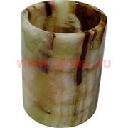 Карандашница из оникса (9,5 см высота)