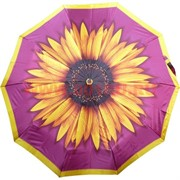 "Зонт женский ""подсолнух"" 12 цветов (SH-23385) цена за 12 шт"