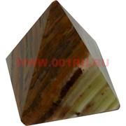 Пирамидка из оникса 3 см (25 шт/уп)