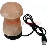 """Лампа солевая с питанием от USB """"грибок"""""""