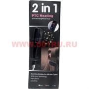 Расческа выпрямитель волос PTC Heating 2-в-1 с ионизацией 20 шт/кор