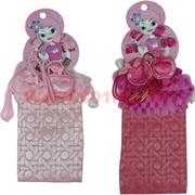 Набор детский с аксессуарами для волос (CJ-008) цена за 12 шт