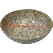 Пиала из яшмы 3 размер 12,5 см (5 дюймов)