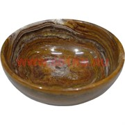 Пиала из оникса 1 размер 7,5 см (3 дюйма)