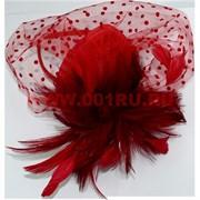 Сетка для волос с бантом и обручем или зажимами, цена за 12 шт