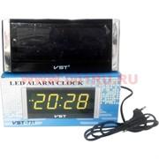 Часы-будильник светодиодные VST-731