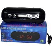 Часы-будильник светодиодные VST-716