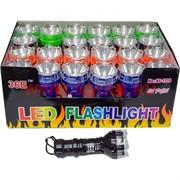 Фонарик LED 10,5 см (XS-1728) 24 шт/уп