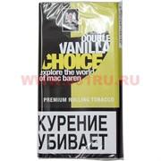 "Табак для самокруток Mac Baren ""Double Vanilla Choice"" 40 гр"