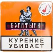 """Папиросы """"Богатыри"""" 25 шт с трубочным табаком"""