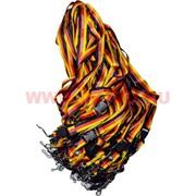 Шнурок для бейджа с карабином Germany, цена за 60 шт
